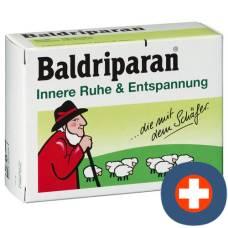 Baldriparan drag 100 pcs