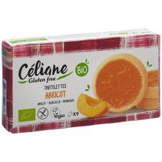 Les recettes de céliane apricot tart gluten free organic 165 g