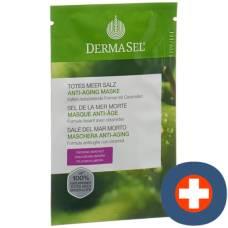 Dermasel mask anti-aging german / french / italian battalion 12 ml