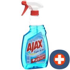 Ajax glass triple action spray 500 ml