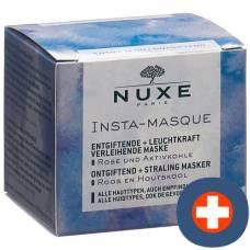Nuxe masque détoxifiant / éclat 50 ml