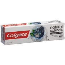 Colgate natural extracts charcoal + whitening toothpaste tb 75 ml