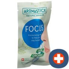 Aroma stick olfactory pin 100% organic focus