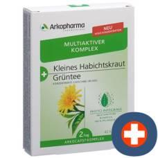 Arkocaps complex hawkweed + green tea kaps 40 pcs