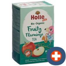 Holle fruity flamingo herbal & fruit organic 20 btl 1.8 g