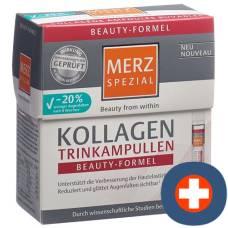 Merz spezial collagen trinkamp 14 x 25 ml