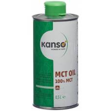 Kanso mct oil 100% fl 500 ml