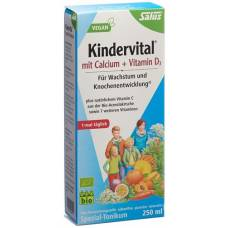 Salus children vital tonic bio fl 250 ml