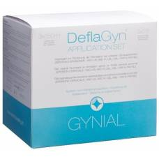 Deflagyn vaginal gel (3x28 applicators) 3 x 150 ml