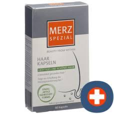 Merz spezial hair capsules blist 60 pcs