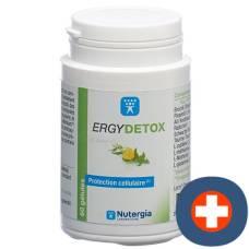 Nutergia ergydetox gélules ds 60 pcs