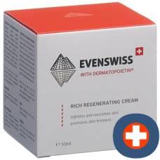 Evenswiss rich regenerating cream 50 ml