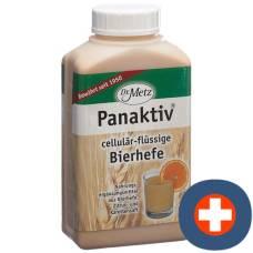Dr. metz panaktiv brewer's yeast liq fl 500 ml