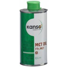 Kanso mct oil 77% fl 500 ml