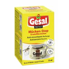 Gesal protect mosquitoes stop refill 35 ml