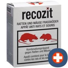 Recozit rats and mice 10 x 15 g