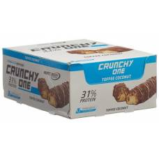 Best body crunchy one bar toffee coconut 15 x 51 g