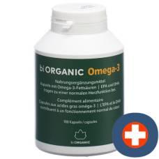 Biorganic omega-3 capes french / german ds 100 pcs
