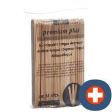 Gribi tongue depressors wooden 17x150mm sterile 100 pcs