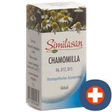Similasan chamomilla glob d6 / d12 / d15 15 g