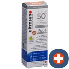 Ultrasun face anti-pigmentation spf50 + honey 50 ml