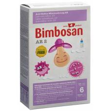 Bimbosan 2 ar sequence milk without palm oil 400 g