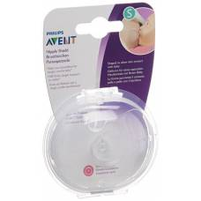 Avent philips brusthütchen including small steribox