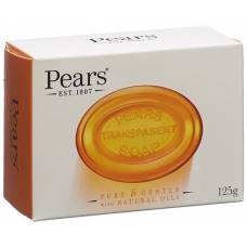 Pears natural transparent soap 2019 125 g