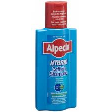 Alpecin caffeine shampoo hybrid german / italian / french fl 250 ml