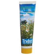 Trybol nature toothpaste with green tea tb 100 ml
