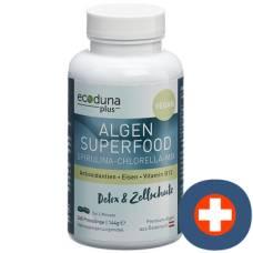 Ecoduna plus spirulina / chlorella tablets mix ds 360 pcs