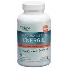 Ecoduna plus spirulina energy cape ds 240 pcs