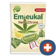Soldan em-eukal hemp lemon sugar free btl 75 g
