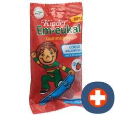 Soldan em-eukal kids gumdrops wild strawberry honey btl 75 g