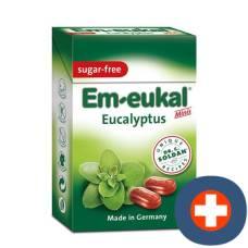 Soldan em-eukal minis eucalyptus sugar-free 40g pocketbox