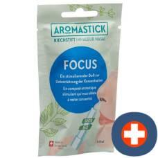 Aroma stick olfactory pin 100% organic focus btl