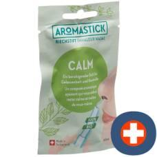 Aroma stick olfactory pin 100% organic calm btl