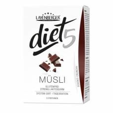 Layenberger diet5 chocolate cereal 5 x 45 g