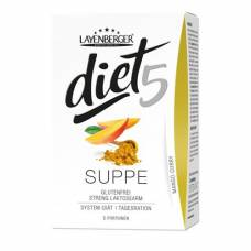 Layenberger diet5 soup curry mango 5 x 50 g