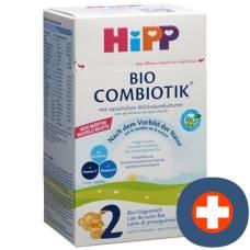 Hipp 2 combiotik bio 800 g