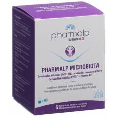 Pharmalp microbiota capsules blist 90 pcs