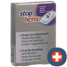 Stop Hemo cotton sterile Battalion 5 pcs
