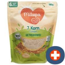 Milupa bio 7 grain after 6 months; 180 g