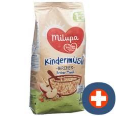 Milupa children muesli bircher 400 g