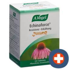 A. vogel echinaforce cold resistance junior tbl glass 120 pcs