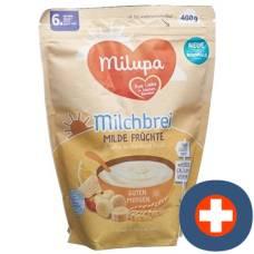 Milupa good morning mild fruits 6m + 400 g