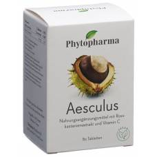 Phytopharma aesculus tablets ds 80 pcs