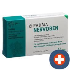 Padma nerve up cape blist 60 pcs