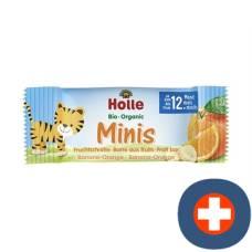 Holle organic banana orange minis btl 100g