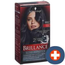 Brilliance gloss hypnotics 882 graphite silver